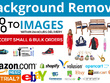 Photoshop Remove Background Of 500 Images in 24 Hours