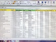 Do pivot table and perfect data entry