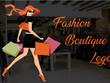 Design Feminine Fashion Boutique And Clothing Logo