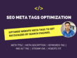Do Meta Tags Optimization For Your Website Or Blog