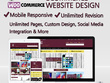 Design & Develop Custom eCommerce Website wordpress woocommerce