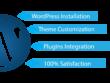 Front end developer your  WordPress website.