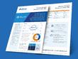 Design a 2 page Data or Product Flyer/Leaflet/Brochure