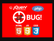 Fix Any Php Html Css Jquery Javascript Bugs, Errors Issue