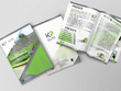 Design a professional brochure / catalog / booklet