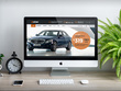 Design and build you a car showroom website