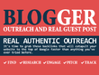 Quality Niche Guest Post, Blogger Outreach Service, DA48, PR6