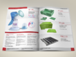 Do designing of 8 pages layout design print ready