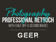 Professionally Retouch Your Photo
