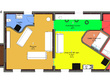 Layout design for residential purposes