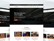Convert PSD to Responsive HTML5, CSS3, Wordpress webpage
