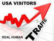 Provide 20000 quality USA traffic to your website