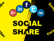 Manually create 700 social media shares