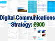 Write your digital communications strategy for you