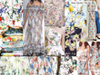 Design four fashion print mood boards for SS19 or AW19