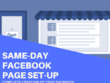 Create and optimise Your Facebook Page AND make 3 Initial Posts