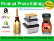 25 product image editing & background remove for Ecommerce Site