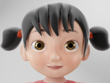 3D model a stylized character for you