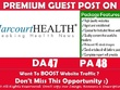 Write & Publish Health Guest Post on Harcourthealth.com - DA 47