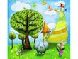 Children Illustration - Digital Painting - Book Illustration
