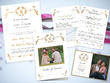Wedding invitations and print design package!