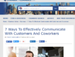 Guest post on Chamber of Commerce.com DA75 Premium business site