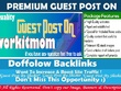 Publish a guest post on Work It Mom - WorkitMom - Google indexed