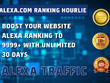 Boost Alexa Ranking Below 99,999 With Web Traffic Campaign