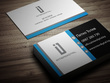 Design print ready business card for you with source file