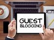 Publish a HQ Guest Post on DA45 Website.