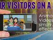 Create You an Eye catching digital hand drawn video + HD & music