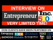 Guest Post Interview On Entrepreneur Entrepreneur.com OFFER!