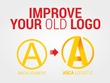 Improve Your Old Logo Free Source File Vector