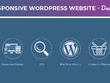 Design a Responsive SEO Friendly Wordpress Website