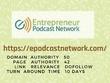 Guest Post on EpodCastNetwork.com DA 50 PA 42 Dofollow in 7 Days
