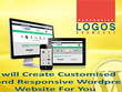Build Customised and Responsive Wordpress Website for you.