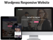 Design & Develop WordPress Website - 100% Responsive, SEO Ready