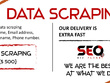 Do Web Scraping, Data Mining