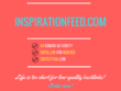 Add a guest post on inspirationfeed.com