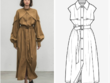 Do fashion research and design your fashion collection