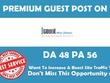 Write & Publish Guest Post on Jcount.com Premium Dofollow Link
