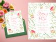 Design your stunning wedding invitation