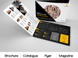 Design Professional Brochure / Catalog  / Magazine / Flyer