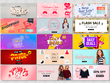 Banners For Social Media & Ecommerce