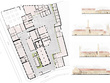Draw a 2D floor plan up to 200m2