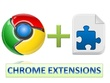 I Can develop a chrome extension for you