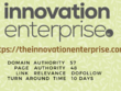 Guest Post in TheInnovationEnterprise.com DA 57 PA 48 DOFOLLOW