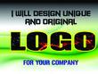 Design an original, creative, outstanding logo