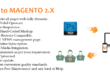Psd to magento 2 all device versions