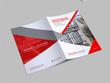 Design bi-fold / trifold brochure